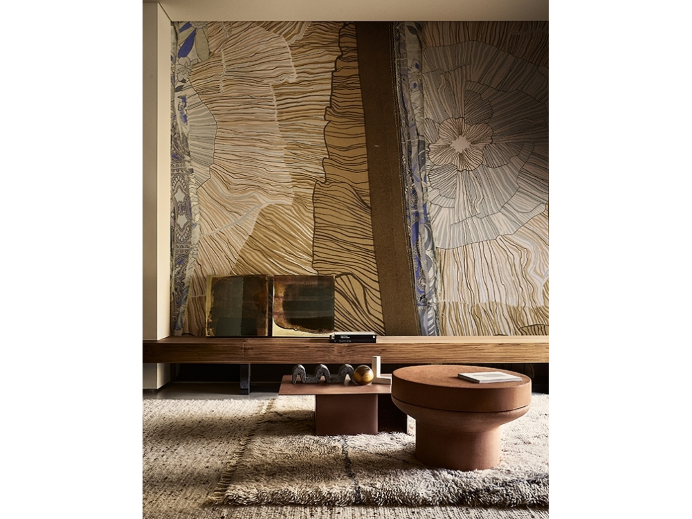 WALL&DECO CONTEMPORARY WALLPAPER 2019 SELENITE  WDSE1902