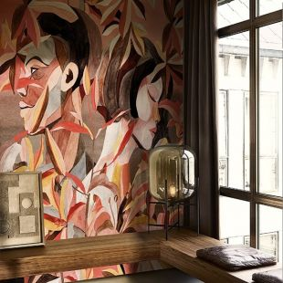 WALL&DECO CONTEMPORARY WALLPAPER 2019 DELOVE  WDDL1901