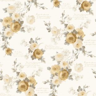 Tapeta kwiaty  MAGNOLIA HOME by Joanna Gaines MH1527