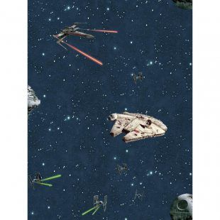 Tapeta YORK DISNEY MARVEL STAR WARS DY0299